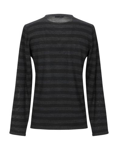 Фото 2 - Мужской свитер DANIELE ALESSANDRINI HOMME цвет стальной серый