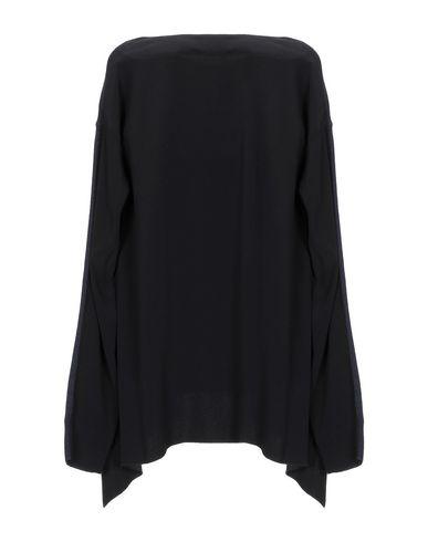 Фото 2 - Женский свитер JUCCA темно-синего цвета
