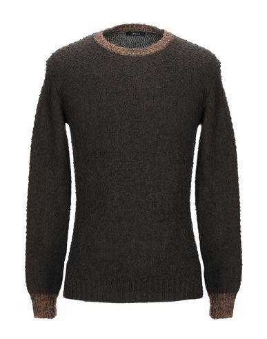Фото - Мужской свитер RETOIS цвет зеленый-милитари
