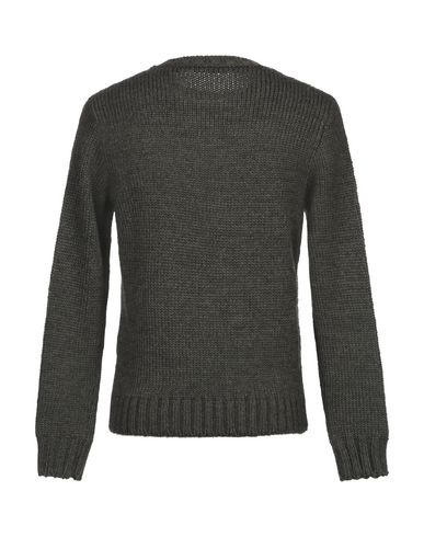 Фото 2 - Мужской свитер TAILOR CLUB цвет зеленый-милитари
