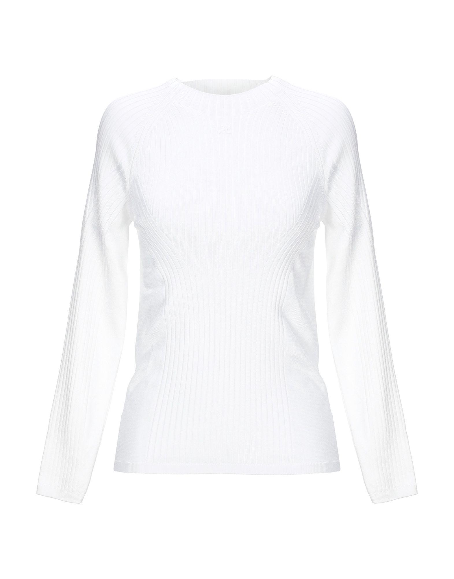COURRÈGES Водолазки courrèges пиджак