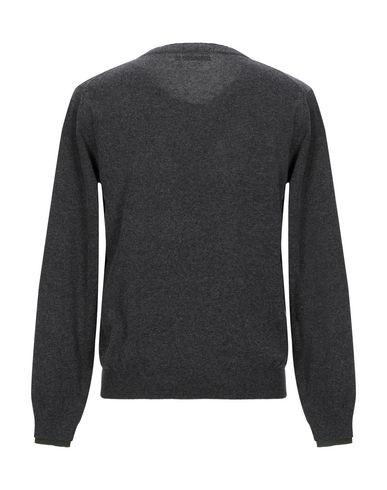 Фото 2 - Мужской свитер SUN 68 свинцово-серого цвета