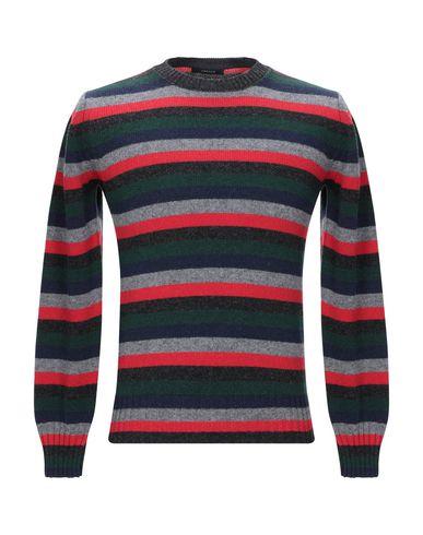 Фото - Мужской свитер RETOIS красного цвета