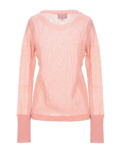 Фото 2 - Женский свитер CLASKA розового цвета