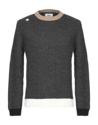 Фото - Мужской свитер THE EDITOR цвет стальной серый