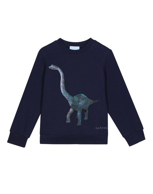SWEAT-SHIRT JURASSIC  - Lanvin