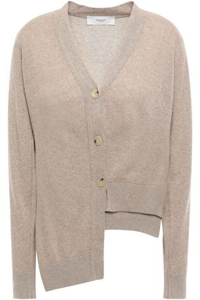 PRINGLE OF SCOTLAND Mélange cashmere cardigan