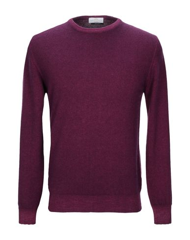 Фото - Мужской свитер CASTANGIA цвет пурпурный