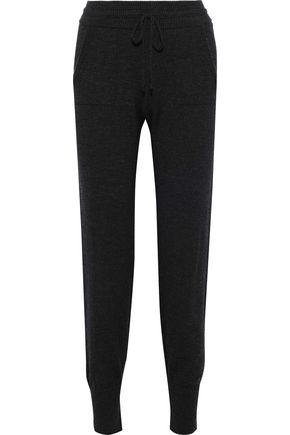 ANINE BING Cashmere track pants