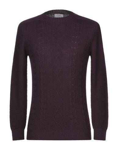 Купить Мужской свитер GRAN SASSO темно-фиолетового цвета