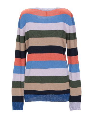 Фото 2 - Женский свитер  сиреневого цвета
