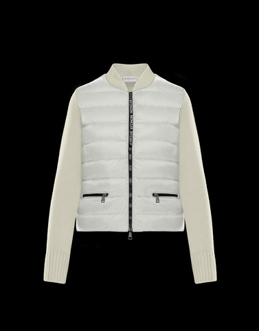 MONCLER Lined jumper - Lined jumpers - women