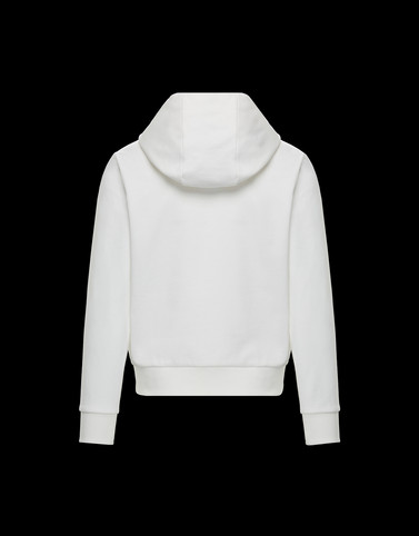 Moncler Sweatshirts Man: Lined sweatshirt