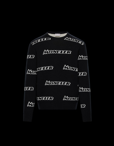 CREWNECK Black For Men