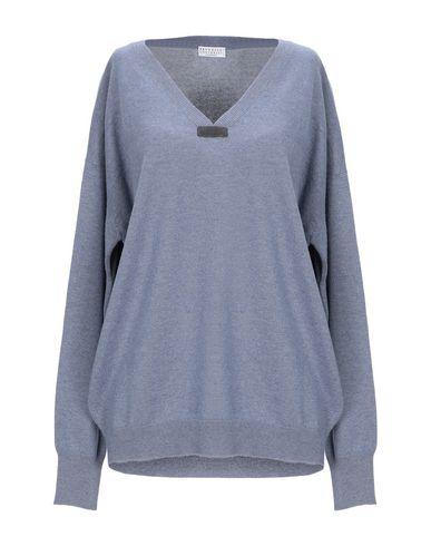 Фото - Женский свитер  пастельно-синего цвета