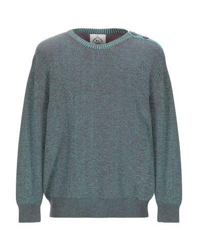Фото - Мужской свитер M.V. MAGLIERIA VENETA цвет баклажанный