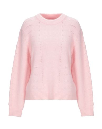 Фото - Женский свитер SAMSØE Φ SAMSØE розового цвета