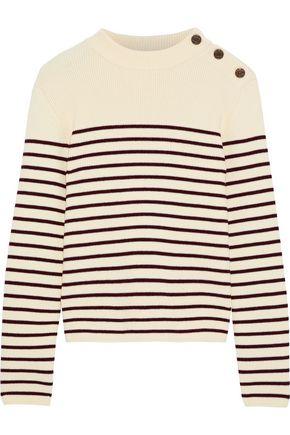 PHILOSOPHY di LORENZO SERAFINI Striped wool sweater