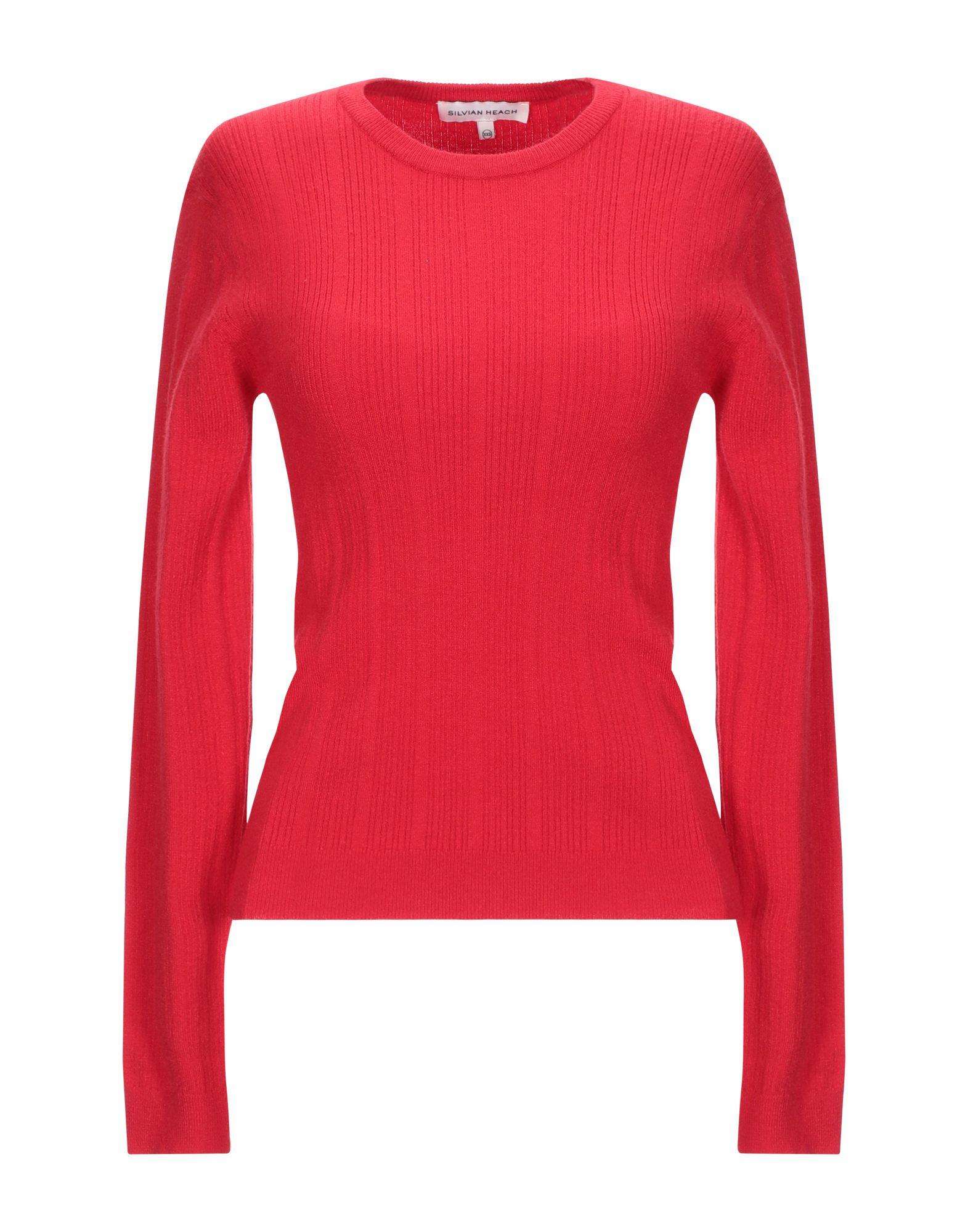 SILVIAN HEACH Свитер свитер женский silvian heach tornesa цвет светло серый pga18445ma grey light размер s 42
