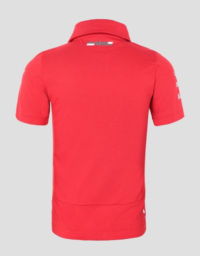 Scuderia Ferrari 2019 Replica kids polo shirt