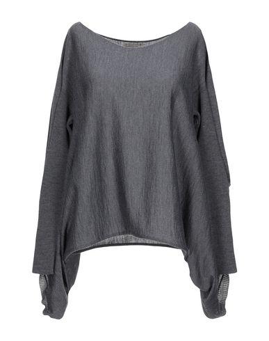 Фото - Женский свитер L.V..N. серого цвета