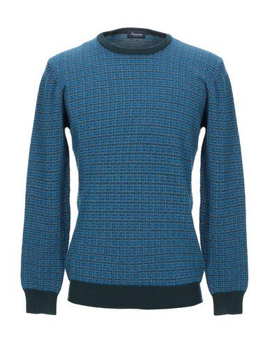 Купить Мужской свитер DRUMOHR лазурного цвета