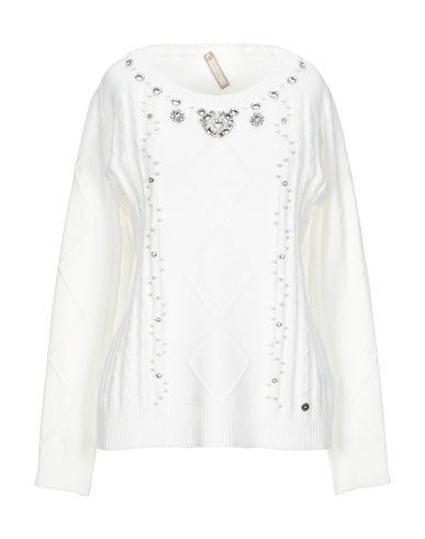 Фото - Женский свитер  белого цвета