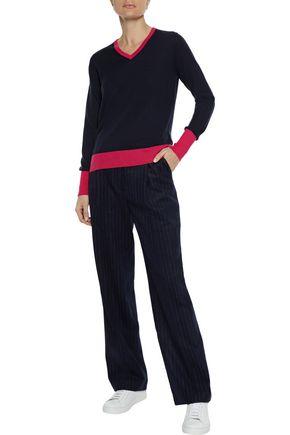 IRIS & INK Selby merino wool sweater