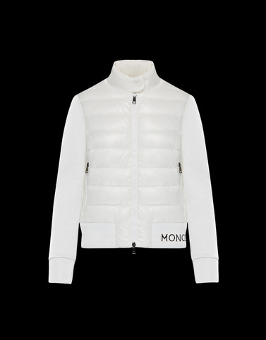 MONCLER Lined sweatshirt - Lined sweatshirts - women