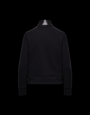 Moncler T-shirts & Tops Woman: Lined sweatshirt