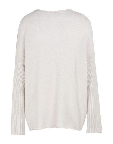 Фото 2 - Женский свитер ANTONELLI бежевого цвета