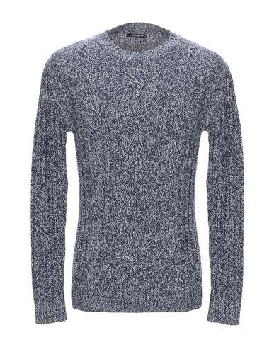 Купить Мужской свитер EXIBIT синего цвета