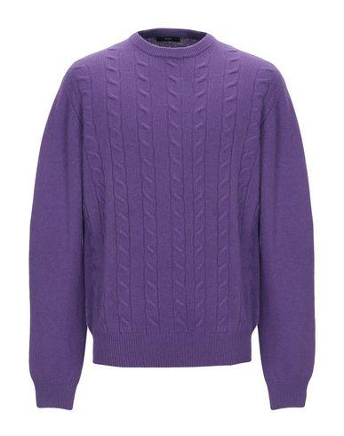 Фото - Мужской свитер DANDI фиолетового цвета