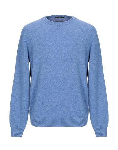 Фото - Мужской свитер DANDI грифельно-синего цвета