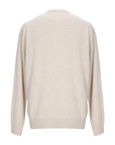 Фото 2 - Мужской свитер DANDI бежевого цвета