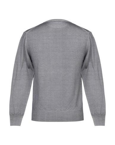 Фото 2 - Мужской свитер DANDI серого цвета