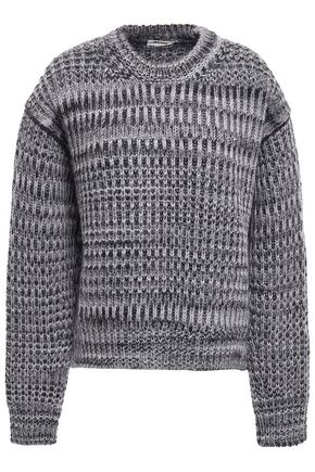 ACNE STUDIOS Mélange knitted sweater
