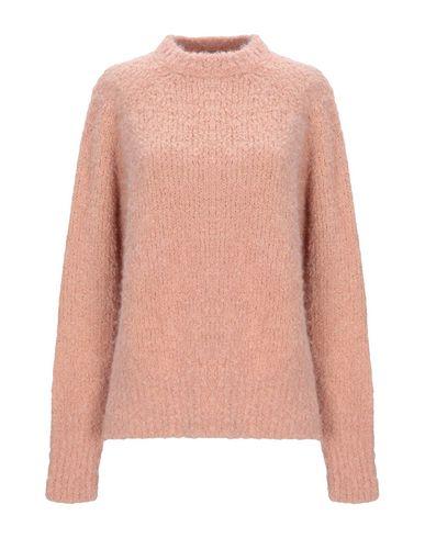 Фото - Женский свитер NUWOOLA розового цвета