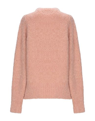 Фото 2 - Женский свитер NUWOOLA розового цвета