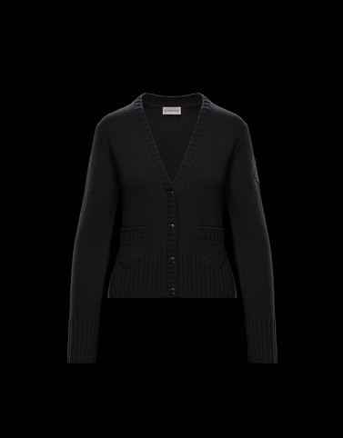 CARDIGAN Black Category Cardigans Woman