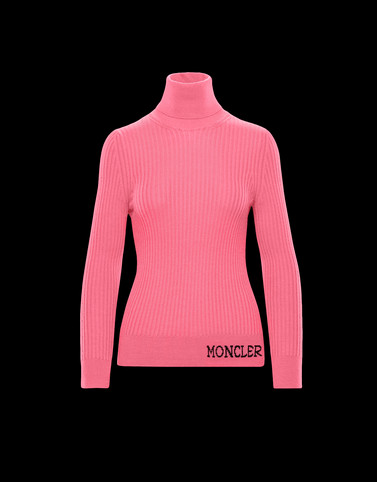 HIGH NECK Fuchsia Category High necks Woman