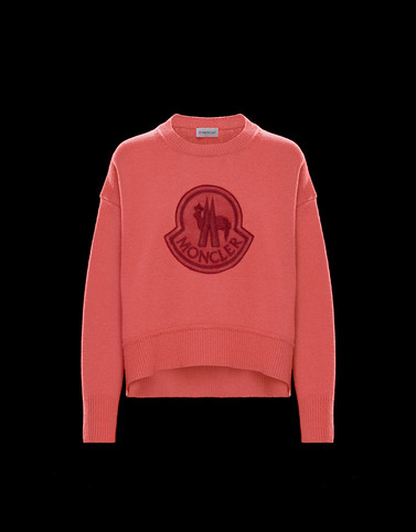 CREWNECK Fuchsia Category Crewnecks