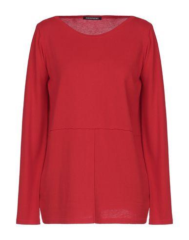 Купить Женский свитер EMISPHERE красного цвета
