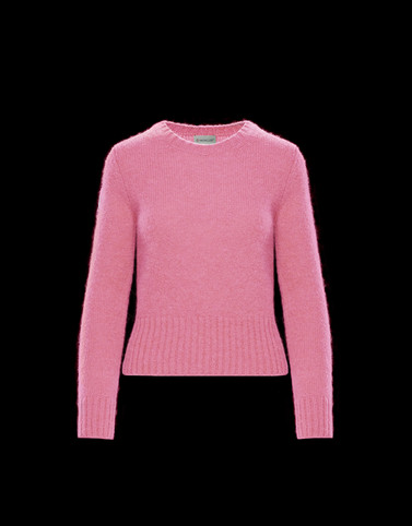 CREWNECK Pink Category Crewnecks