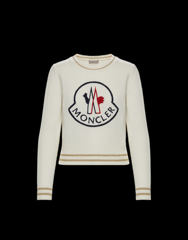 CREWNECK White Category Crewnecks