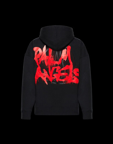 SWEATSHIRT Multicolor 8 Moncler Palm Angels