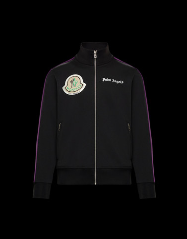 MONCLER CARDIGAN - ZIP-UP SWEATSHIRTS - Unisex
