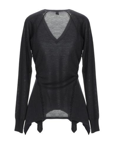 Фото 2 - Женский свитер ELEVENTY черного цвета