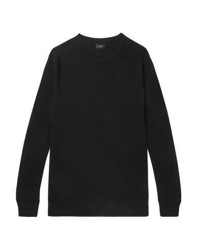 Фото - Мужской свитер J.CREW черного цвета