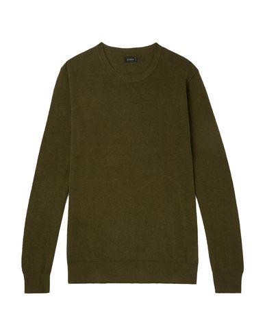 Фото - Мужской свитер J.CREW цвет зеленый-милитари